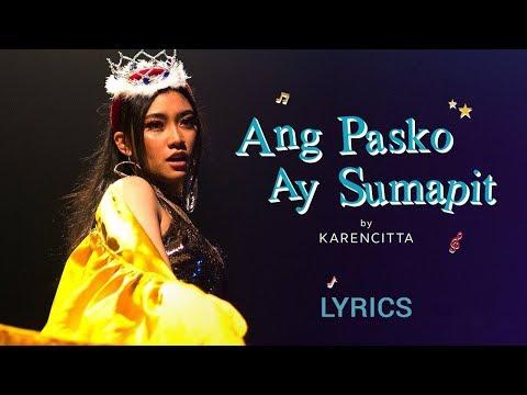 Karencitta - Ang Pasko Ay Sumapit (Pop Version)
