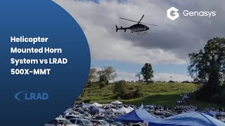 """""""Helicopter Mounted Horn System vs LRAD 500X MMT"""""""
