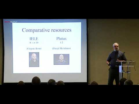 IOHK | Research; Prof. Philip Wadler, Smart Contracts.