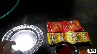 Maggi and Yippee Noodles mix this made in Dry Noodles Recipe.