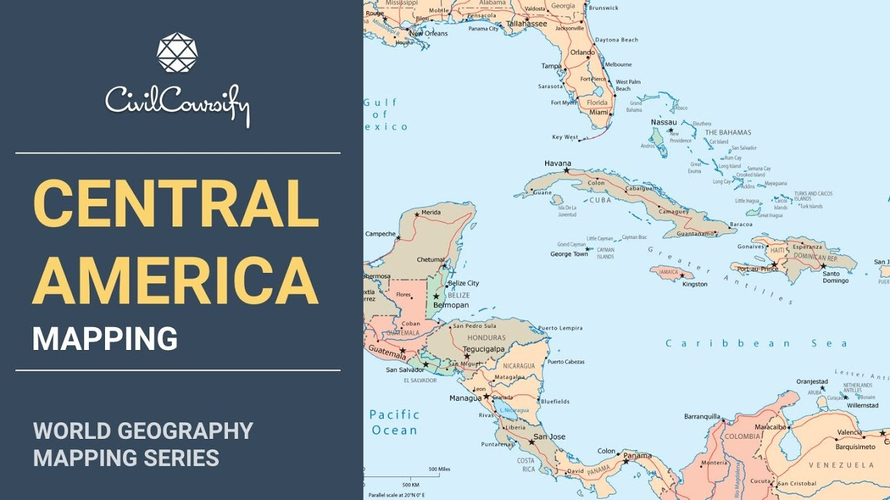 an introduction to the geography of central america Introduction to geography & culture unit 1 lesson links: - why geography matters - introduction to geography - unit 1 vocabulary terms -- hw assignment - five themes of geography - weather & climate - culture - resources & world economic activities - intro to geography .