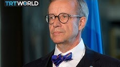 One on One with former Estonian President Toomas Hendrik Ilves