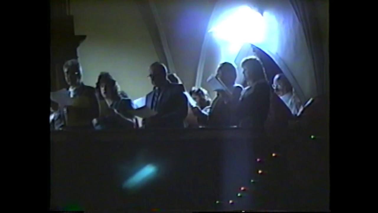 St. Mary's Christmas Eve 7:30 Mass  12-24-90