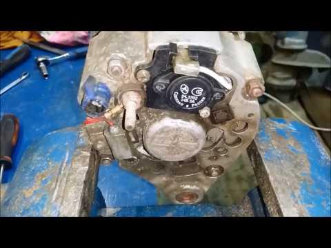Ремонт генератора Ваз 2107