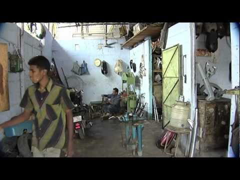 India:  Out of the Repair Shop and In to School