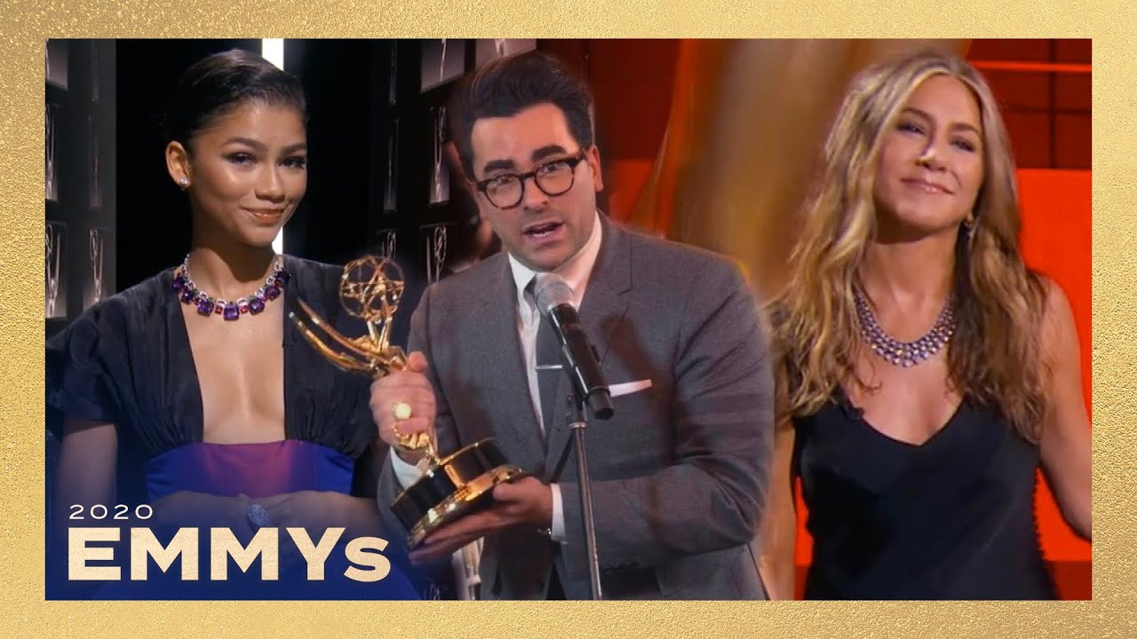 Emmys 2020: Best Moments of the Night!