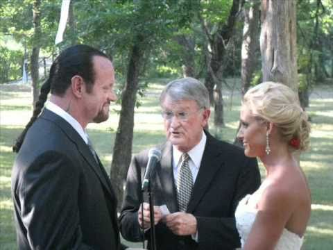 The Undertaker and Michelle McCool Wedding!!! - YouTubeMichelle Mccool And Undertaker 2013