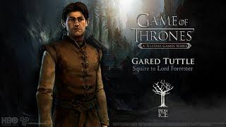 JUEGO DE TRONOS TELLTALE GAME SERIES PC GAMEPLAY ESPAÑOL | CAPITULO 1 | GARED TUTTLE EL ESCUDERO