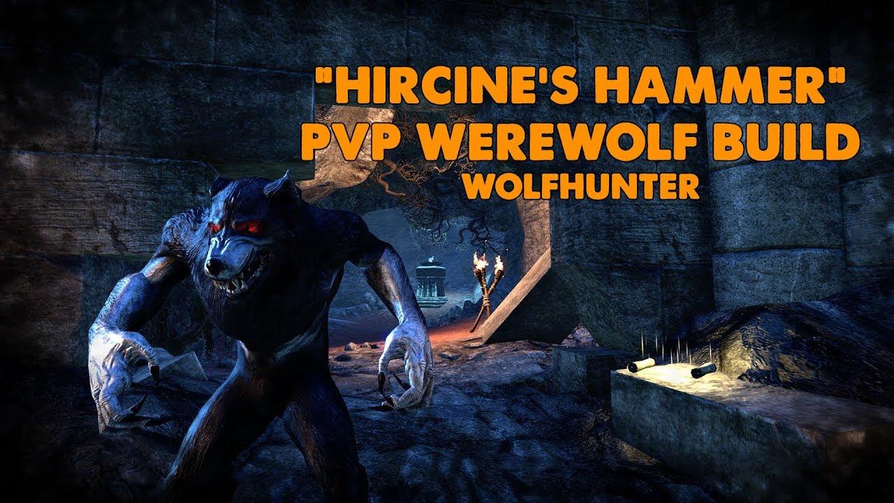 Xynode Gaming |Hircine's Hammer PVP Nightblade