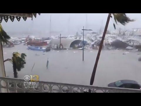 Md. Team To Help Hurricane-Weary First Responders On US Virgin Islands