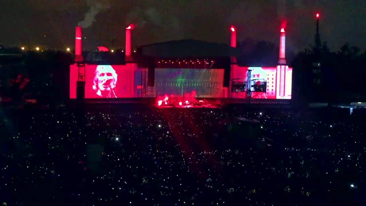 Roger Waters In Mexico City, 28/09/2016 - YouTube