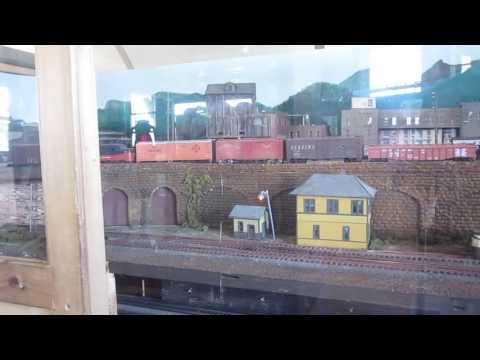 Danbury Railroad Museum Visit
