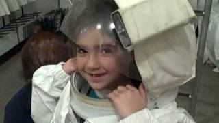 SpaceCamp: Lindy Putting on Space Suit