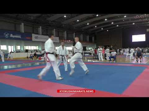 KWU World Cup, U21 Final  +85 Aleksandr Grachev (Russia) - Ruslan Samedov (Russia, Aka)