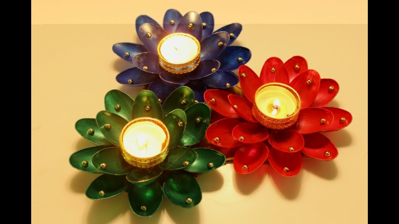 Handmade Candle Stand Designs : Handmade christmas candle holder stock image image of bright