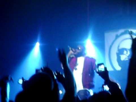 RICK ROSS LIVE concert in Manchester 'HUSTLIN'
