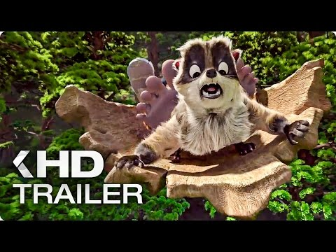THE SON OF BIGFOOT Teaser Trailer (2017) streaming vf