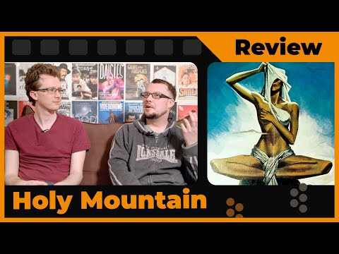 The Holy Mountain Film Review: Alejandro Jodorowsky 1973 - FILMS N THAT #21