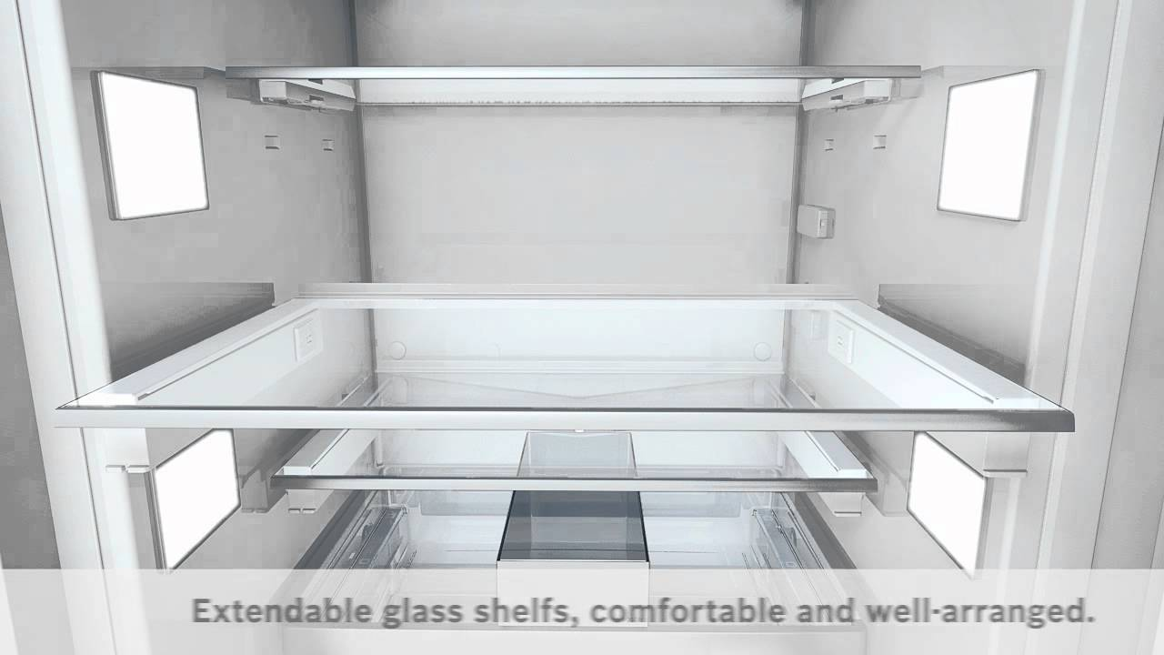 Ready-made fridge s: Bosch Interior Design - YouTube on the originals house, john deere house, chicago fire house,