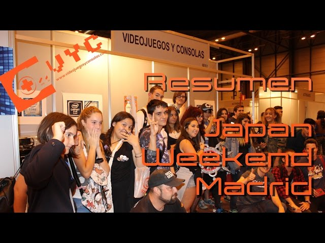 Japan Weekend Madrid septiembre 2016