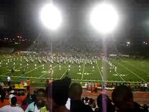 Miami Carol City Marching Band: Halftime