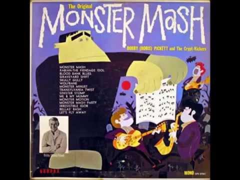 Monster Mash Talk with Arnold Blumberg 10 25 2015