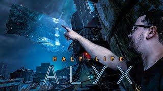 FELJUTUNK VÉGRE???! ? | Half-Life: Alyx #14