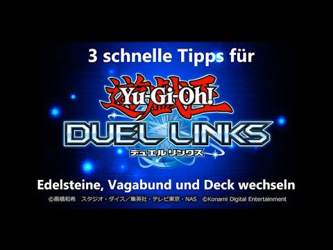 3 Schnelle Tipps Für Yu Gi Oh Duel Links Edelsteine Vagabund Deck Wechseln