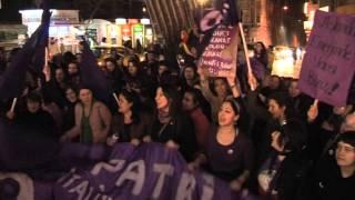 12. Feminist Gece Yürüyüşü