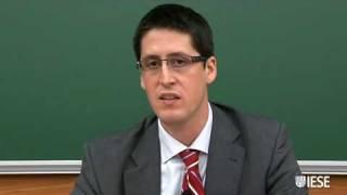 The Faster, the Better (Prof. Víctor Martínez de Albéniz, IESE)