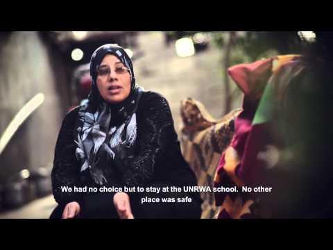 UNFPA Palestine - Gaza Crisis 2014