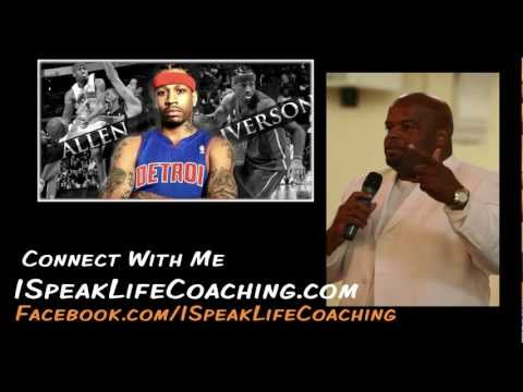 Part 1 - Atlanta Life Coach Discusses How Life Coaches Deal With Expectations of Manhood