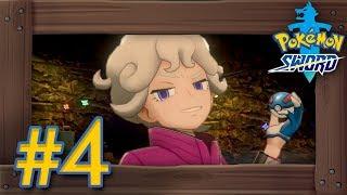 Pokémon Sword & Shield: Walkthrough Part 4 - First Bede Battle & Turffield Gym