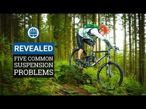 Five Common Suspension Problems (& How To Fix Them)