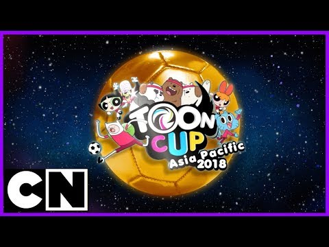 Toon Cup Asia Pacific 2018 | PLAY NOW! | Cartoon Network