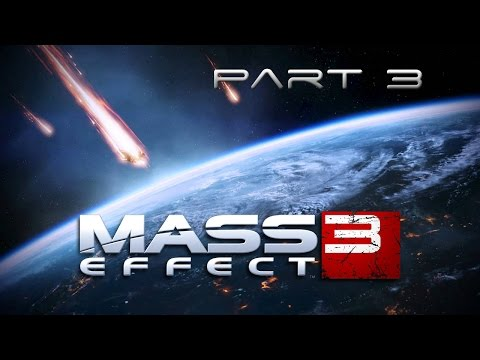Mass Effect 3 Let's Play - Part 3 - Illusive Man and the new Council