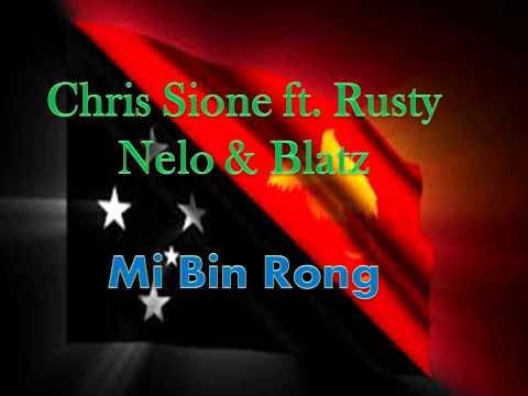 Chris Sione ft Mainman Nelo & Rusty - Mi bin rong lewa(2015)