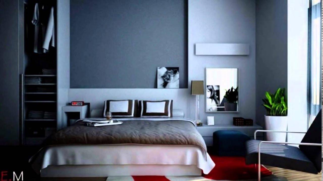Blue bedroom color design - Gray Blue Bedroom Color Amp Design Ideas
