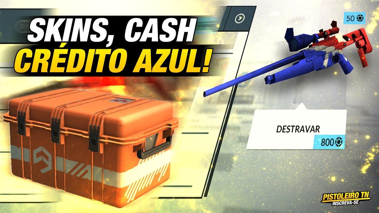 CRITICAL OPS   COMO CONSEGUIR SKINS, CASH E CRÉDITO AZUL ...