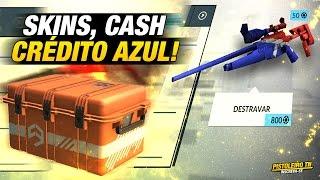 CRITICAL OPS | COMO CONSEGUIR SKINS, CASH E CRÉDITO AZUL!