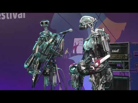 FUTUREwork 2019: Compressorhead