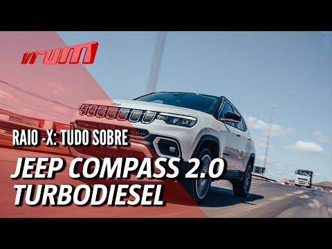 Jeep Compass Turbodiesel: melhor SUV médio do mercado?