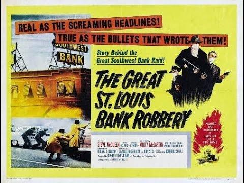 Asalto al Banco de San Luis (1959) - Steve McQueen - Subt. Español