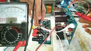 Hướng dẫn ráp bộ mạch công suất sub điện đơn giản
