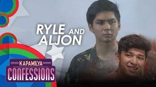 Kapamilya Confessions with Ryle Santiago and Aljon Mendoza