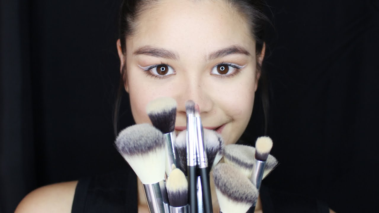 First Impression Review Morphe Vegan Brush Sets Noemie Makeup Youtube Morphe misleads vegan customers into buying the james charles morphe palette when it isn't vegan. youtube