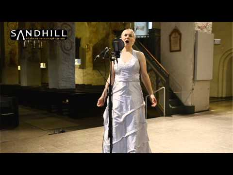 Recording the classical soprano vocal