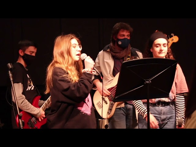 These Ara The Days (cover)  - CAMPUS ROCK MANACOR 2021