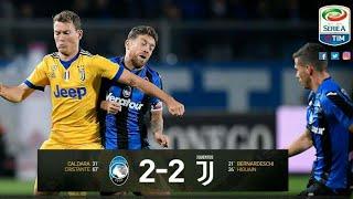 Highlights  All Goals  Atalanta vs Juventus 2 - 2  Serie A Giornata 7  02102017