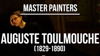 Auguste Toulmouche (1829-1890) A collection of paintings 4K Ultra HD